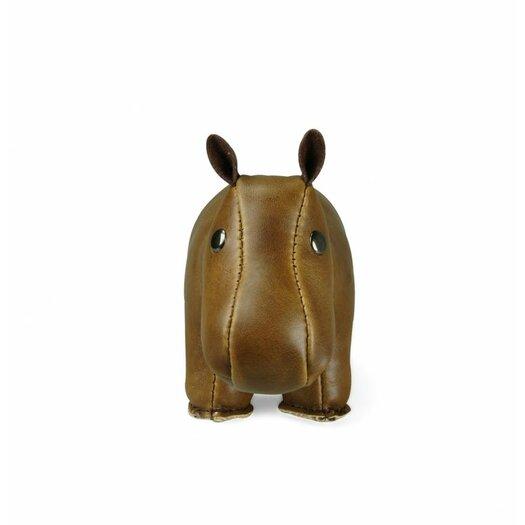 Zuny Classic Hippo Paper Weight