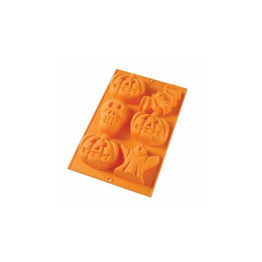 Lekue 6 Cavity Halloween Mold