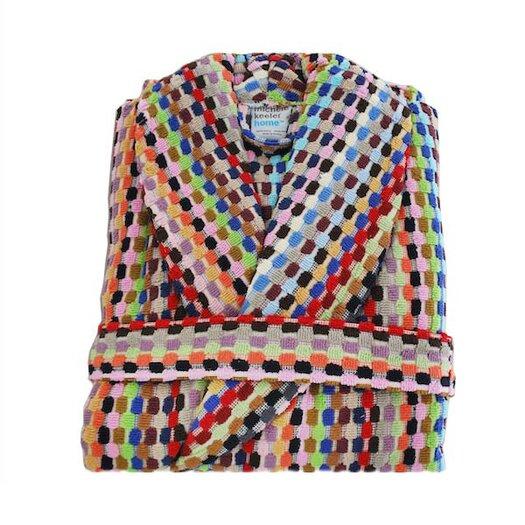 Michele Keeler Home Turkish Cotton Bath Robe