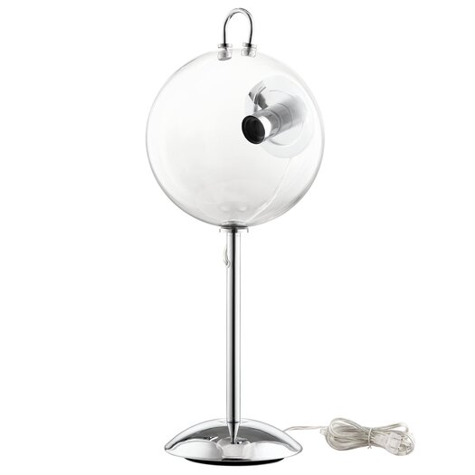 """Modway Cheer 22.5"""" H Table Lamp with Sphere Shade"""
