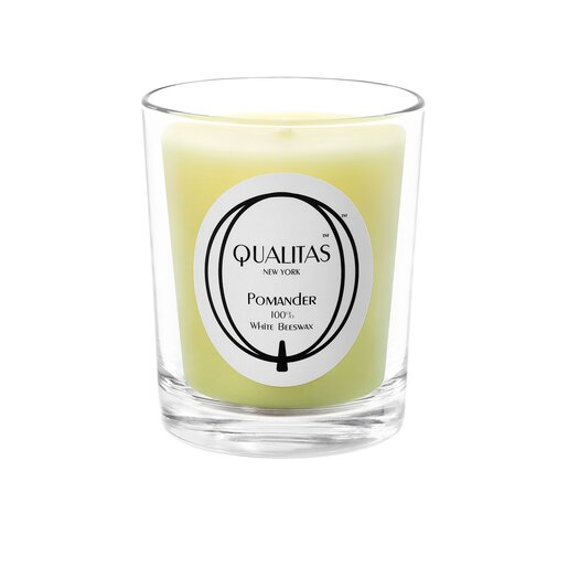 Qualitas Candles Beeswax Pomander Scented Candle