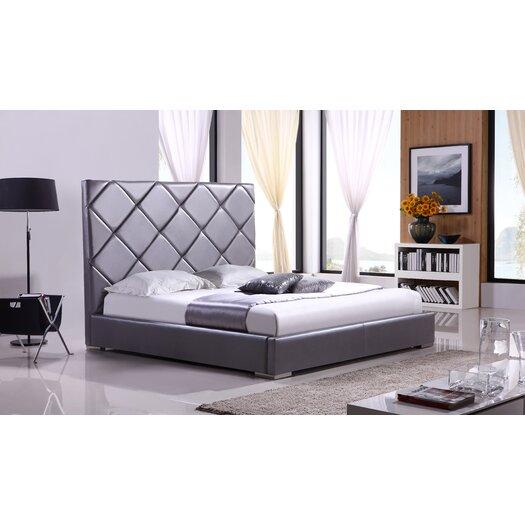 Casabianca Furniture Verona Panel Bed