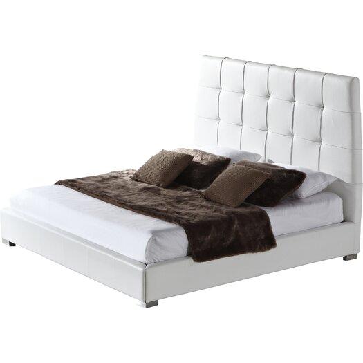 Casabianca Furniture Sorrento Upholstered Platform Bed