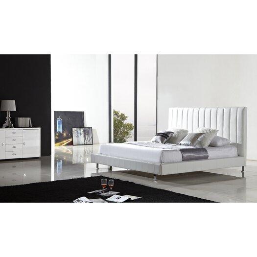 Casabianca Furniture Amalfi King Panel Bed