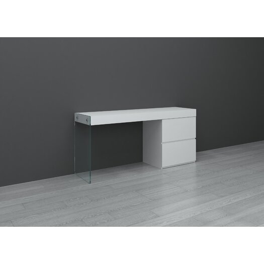 II Vetro Computer Desk