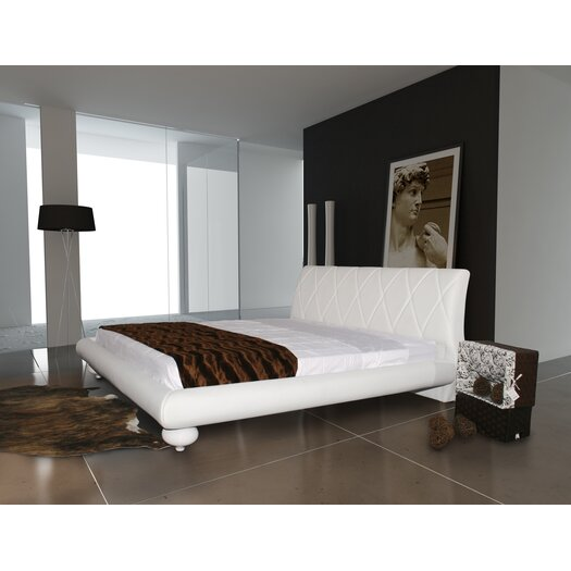 Casabianca Furniture Joy King Panel Bed