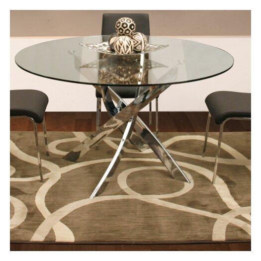 Casabianca Furniture Galaxy Dining Table
