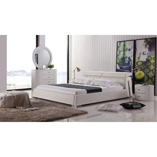 Casabianca Furniture Angel Queen Bed