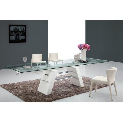 Casabianca Furniture Evolution Extendable Dining Table