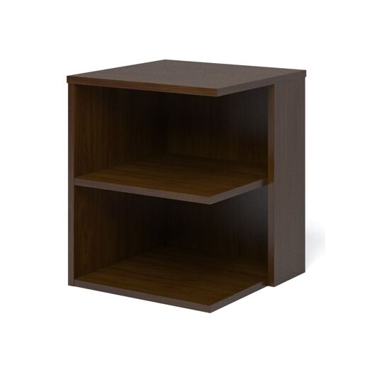 "Steelcase Currency 28.5"" Corner Unit Bookcase"