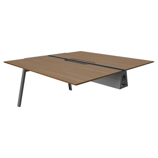 Steelcase Bivi Table Plus Two