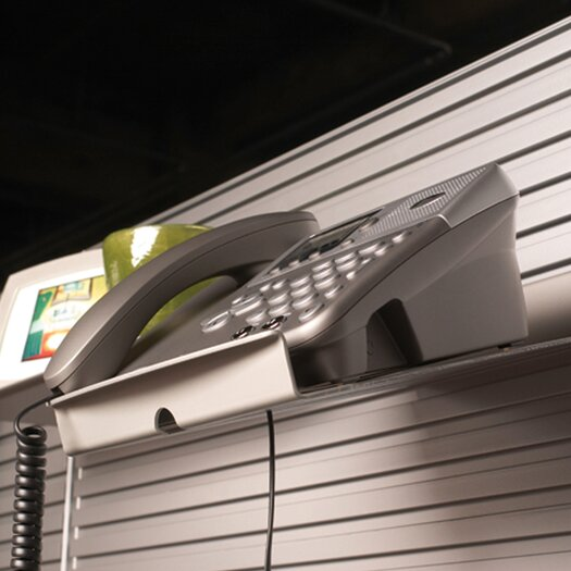 Steelcase Details® Slatwall Telephone Caddy