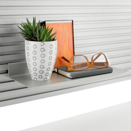 Steelcase Slatwall Personal Shelf