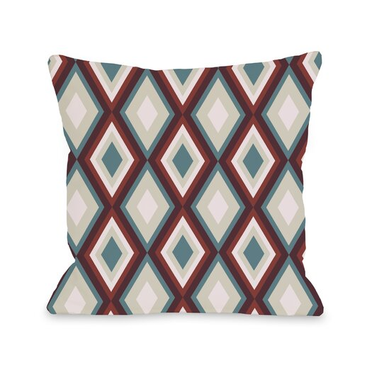 One Bella Casa Neil Diamond Throw Pillow