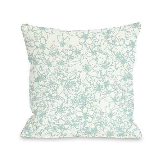 One Bella Casa Field Throw Pillow Allmodern