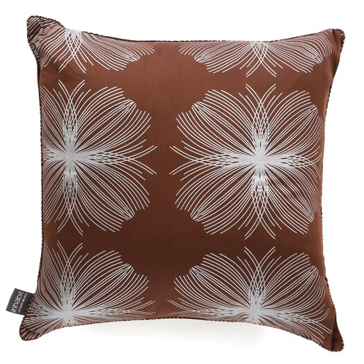 Aequorea Organic Throw Pillow