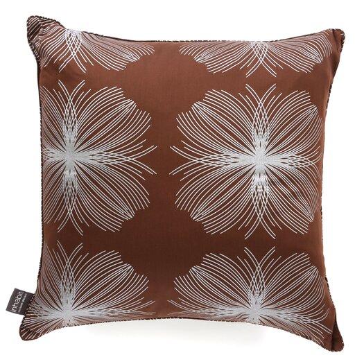 Inhabit Aequorea Organic Throw Pillow