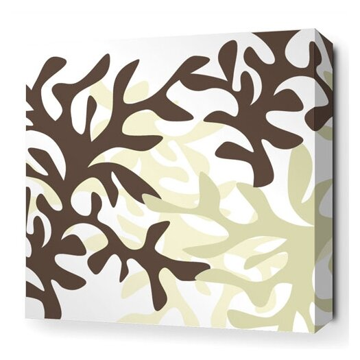 Inhabit Spa Reef Stretched Graphic Art on Wrapped Canvas