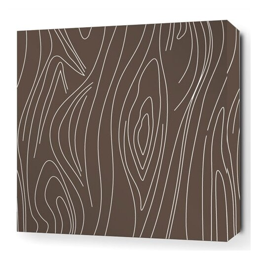 Inhabit Madera Stretched Graphic Art on Wrapped Canvas