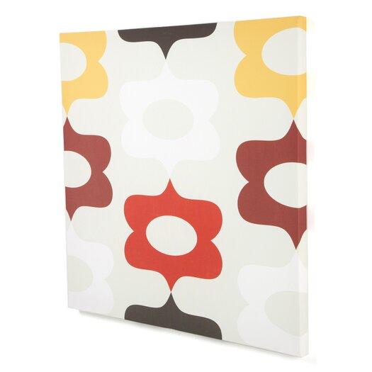 Inhabit Aequorea Laugh Graphic Art on Wrapped Canvas