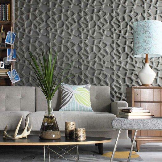 Inhabit Hive Wall Flat