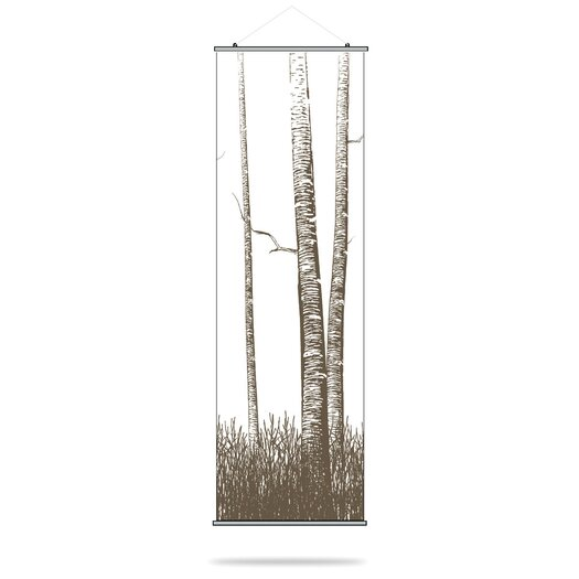 Inhabit Timber Slat Wall Hanging