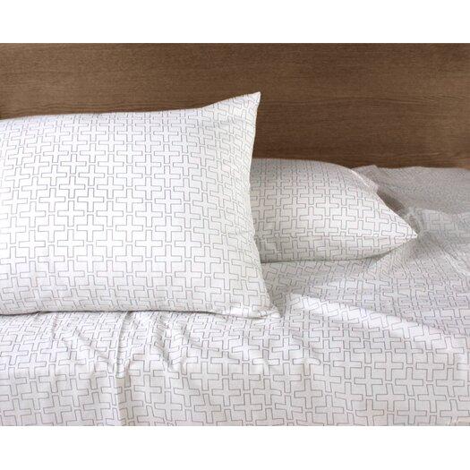 Inhabit Morning Glory Plus Pillow Case