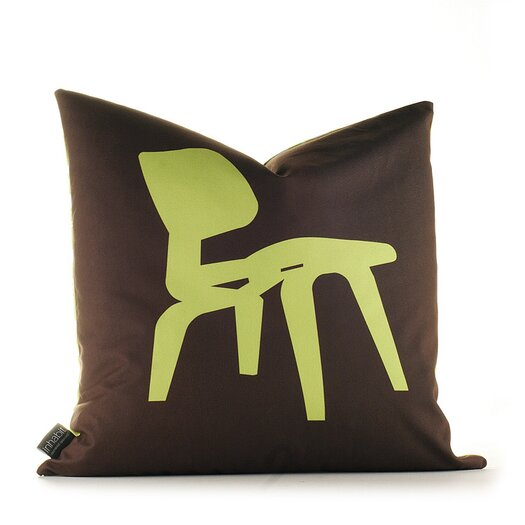 Inhabit Modern Classics Throw Pillow