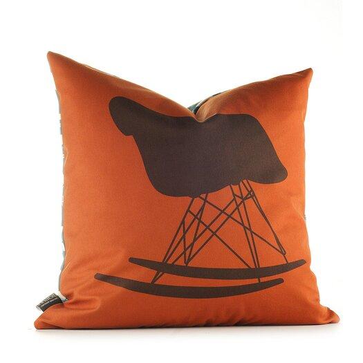 Inhabit Modern Classics 1948 Throw Pillow
