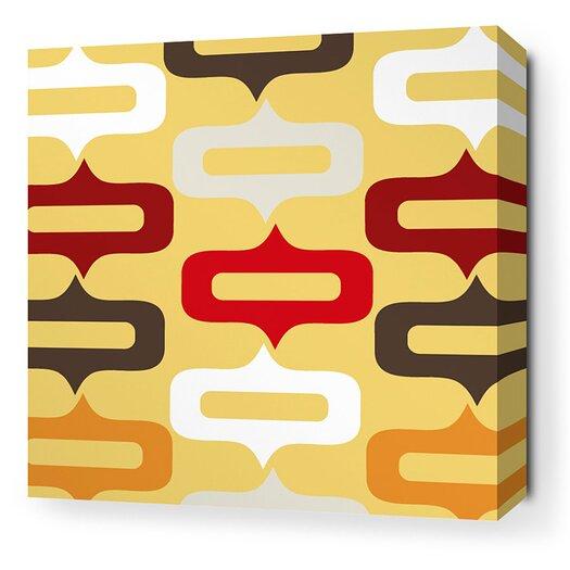 Inhabit Aequorea Smile Graphic Art on Wrapped Canvas