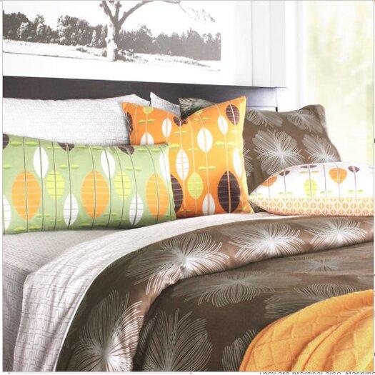 Inhabit Aequorea Organic Duvet Cover Collection