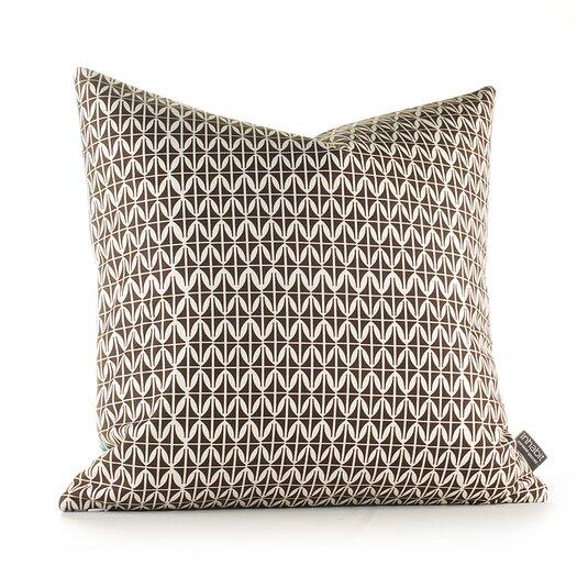 Inhabit Aequorea Carousel Throw Pillow