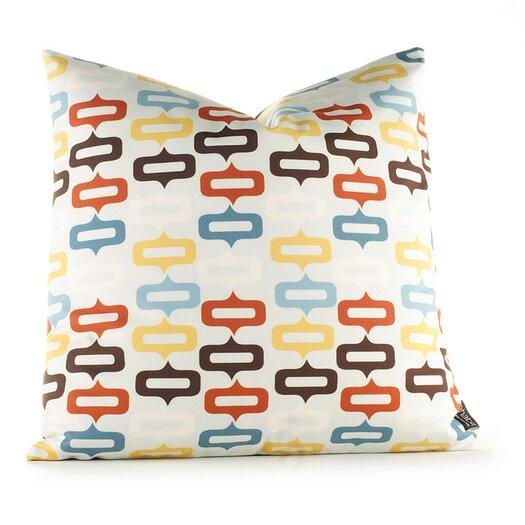 Inhabit Aequorea Smile Throw Pillow