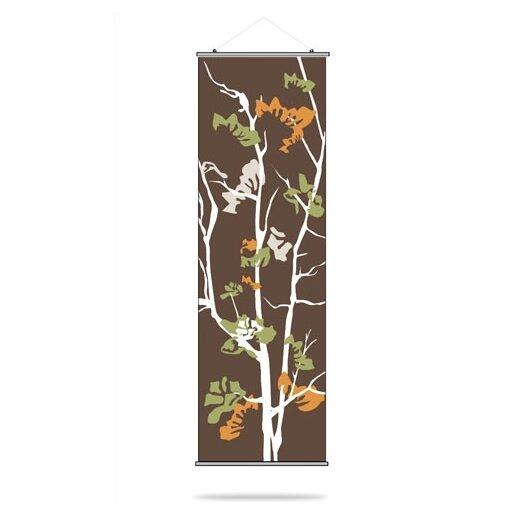 Inhabit Rhythm Ailanthus Slat Wall Hanging