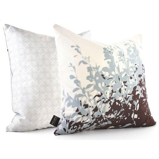 Inhabit Botanicals Foliage Linen Throw Pillow
