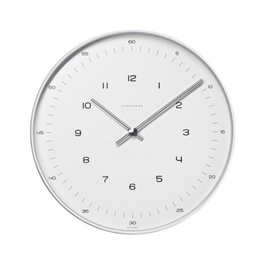 """Junghans Bill 8.7"""" Wall Clock"""