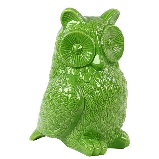Urban Trends Ceramic Owl
