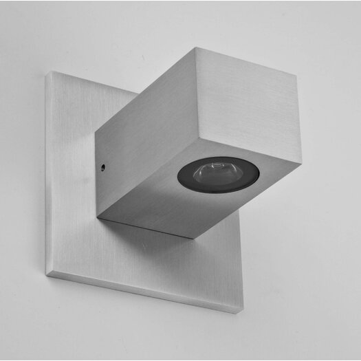 LumenArt Alume 1 Light  Wall Up or Down Light Wall Mount