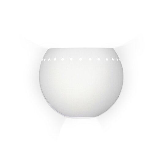 A19 St. Lucia 1 Light Wall Sconce