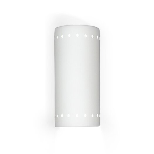 A19 Islands of Light Patmos 1 Light Wall Sconce