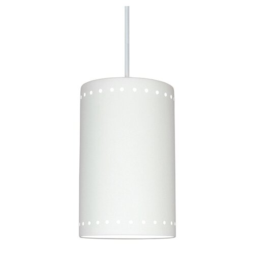A19 Gran 1 Light Mini Pendant