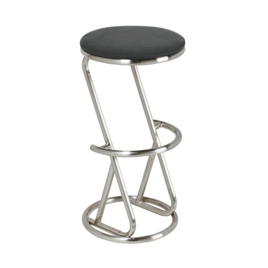 """RAM Game Room Game Room 30"""" Bar Stool with Cushion with Cushion"""