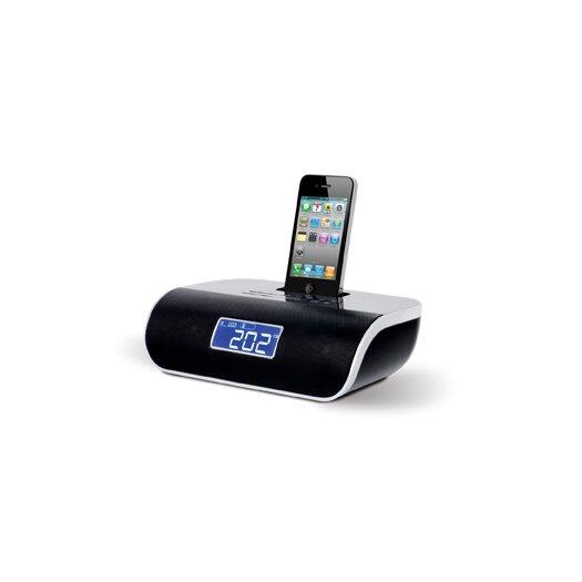 iessentials iPod/iPhone Docking Clock Radio
