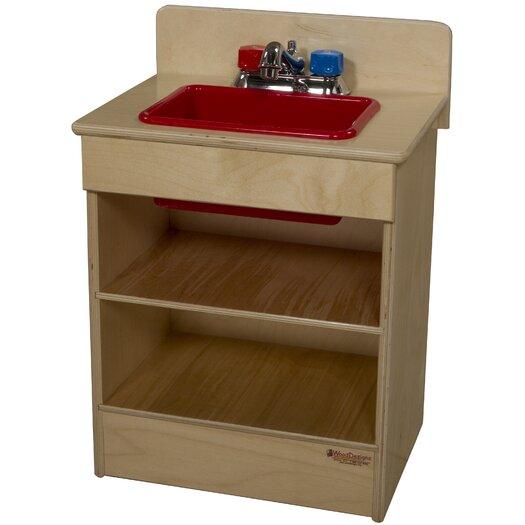 Wood Designs Tot Sink