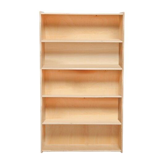 Wood Designs Contender Bookshelf