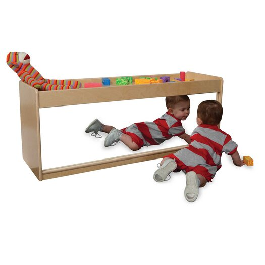 Wood Designs Infant Pull Up Storage Unit