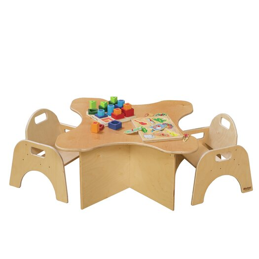 Wood Designs Tot Transition Table