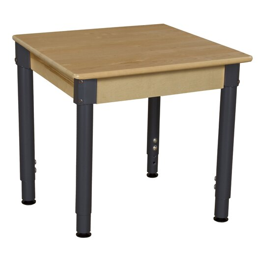 Wood Designs Hardwood Birch Tables Kids Table
