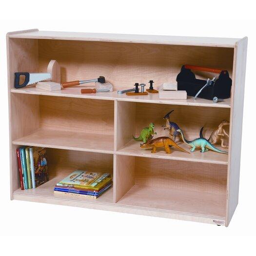 Wood Designs Versatile Storage Unit