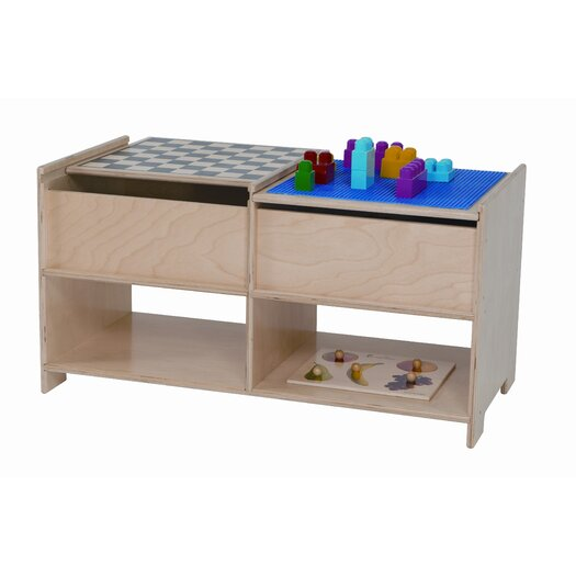 Wood Designs Build-N-Play Table